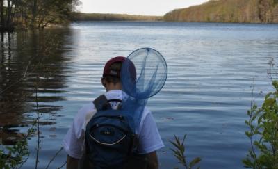 Boy Goodwin Hidden Acres Pond