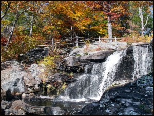 Chapman Falls, Devil's Hopyard State Park (photo by Tom Henthorn)