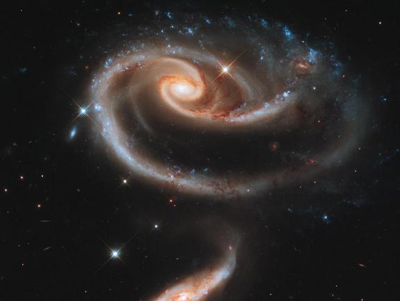 hubble-spiral-galaxies
